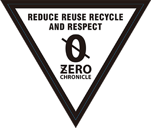REDUCE-REUSE-RECYCLE AND RESPECT